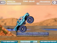 Игра – 4wheelmadness