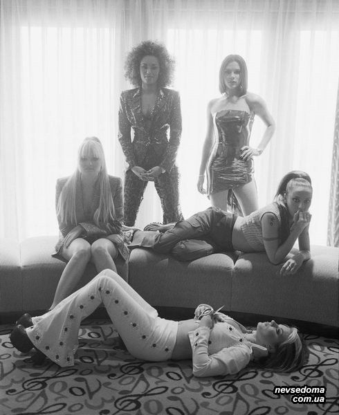 Spice Girls (22 фото)