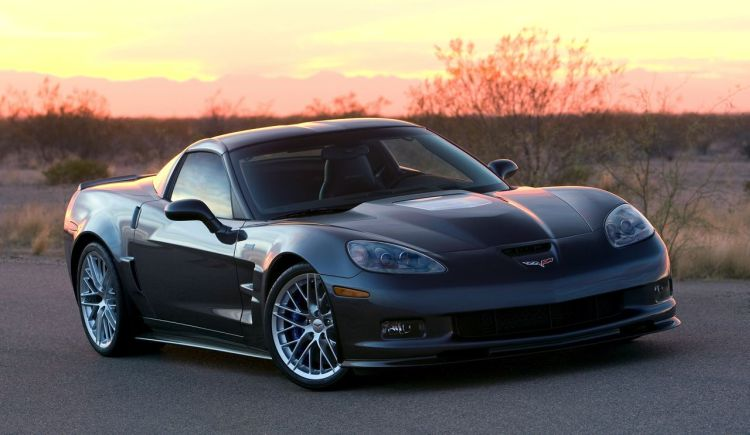 Chevrolet Corvette ZR1 (18 фото)