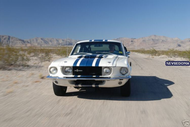 1967 Shelby GT500 SuperSnake
