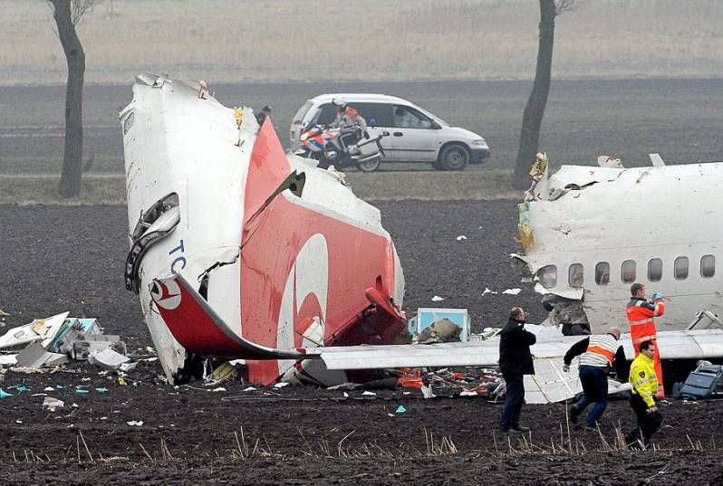airline safety and the reasons of airplane crashes Continue reading 5 most common causes of fatal plane crashes the number one threat to airline safety is when pilots and for various reasons are unaware of.