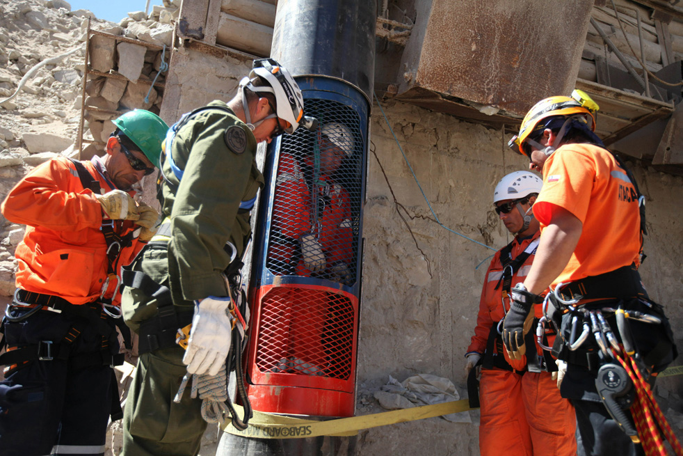 chilean workers Nine of the chilean miners who were trapped underground for more than two months in 2010 have sued their lawyers for several have had difficulty finding work.