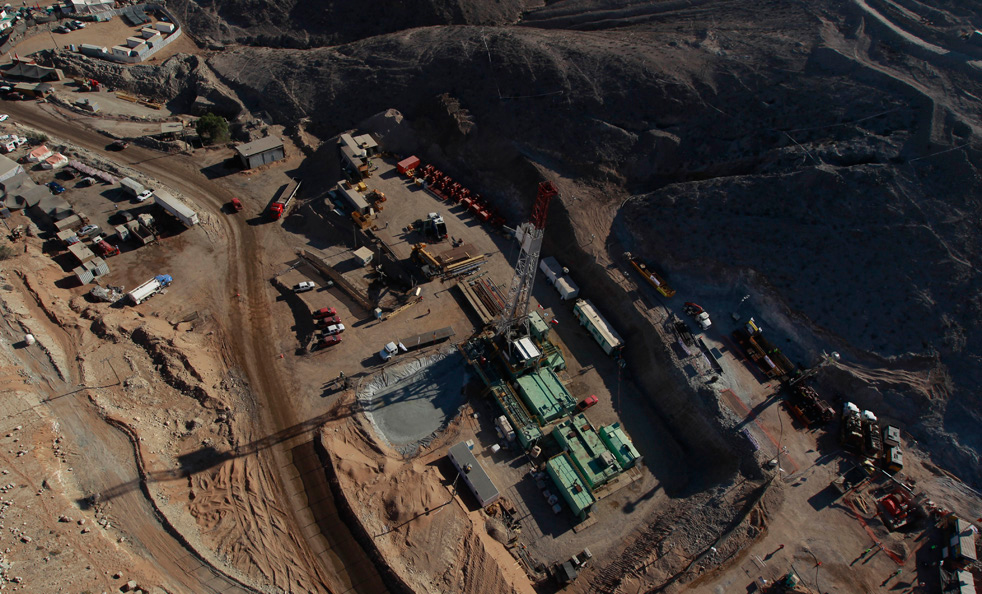 the dire situation of the chilean mining Chile's energy problems, part 2: looking for  depriving bolivia of any ports — with dire  as a measure of how aggressive the chilean government has.