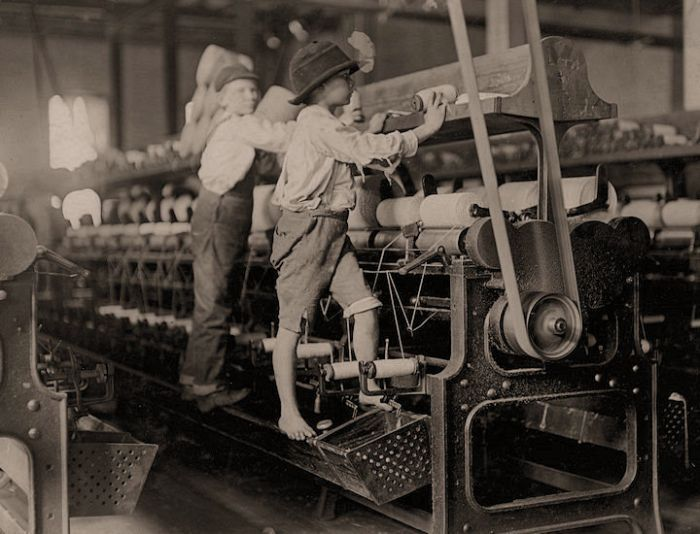 child labour responses from different industries in the developing world essay Child labor can be abolished in developing countries most parts of the world the whole idea against child labour is of contract labor in industries.