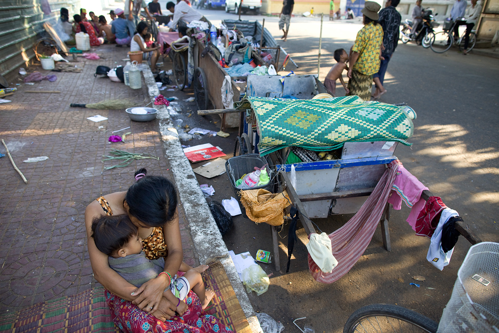 poverty in thailand poverty is the state of one who lacks a certain amount of material possessions or money absolute poverty or destitution refers to the deprivation of basic human needs, which commonly includes food, water, sanitation, clothing, shelter, health care and education.
