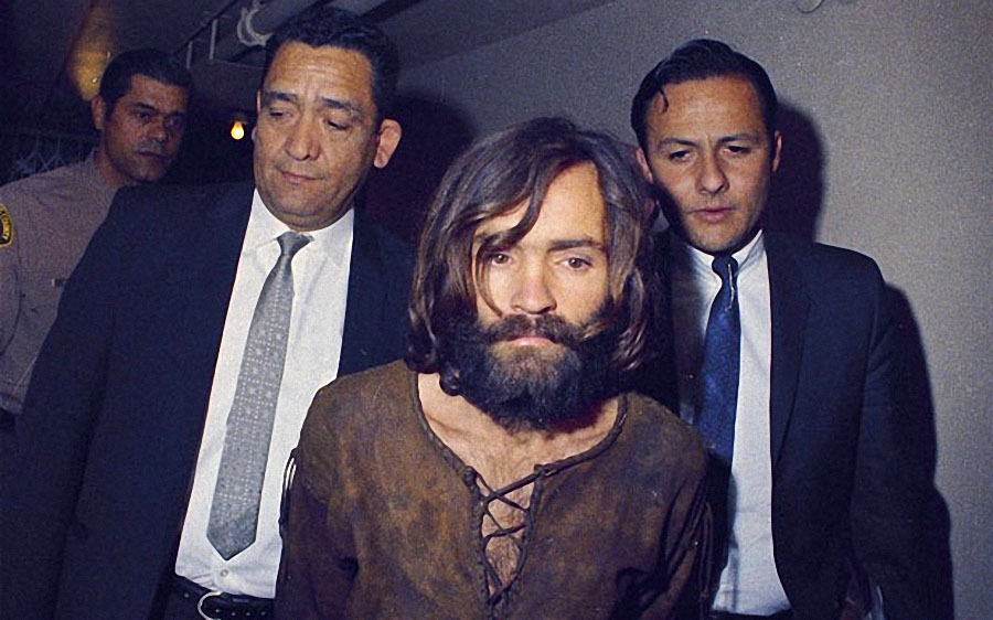 account of the life and crimes of charles manson