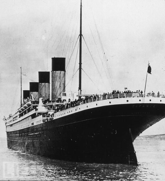 an analysis of the historic titanic disaster in the beginning of the twentieth century