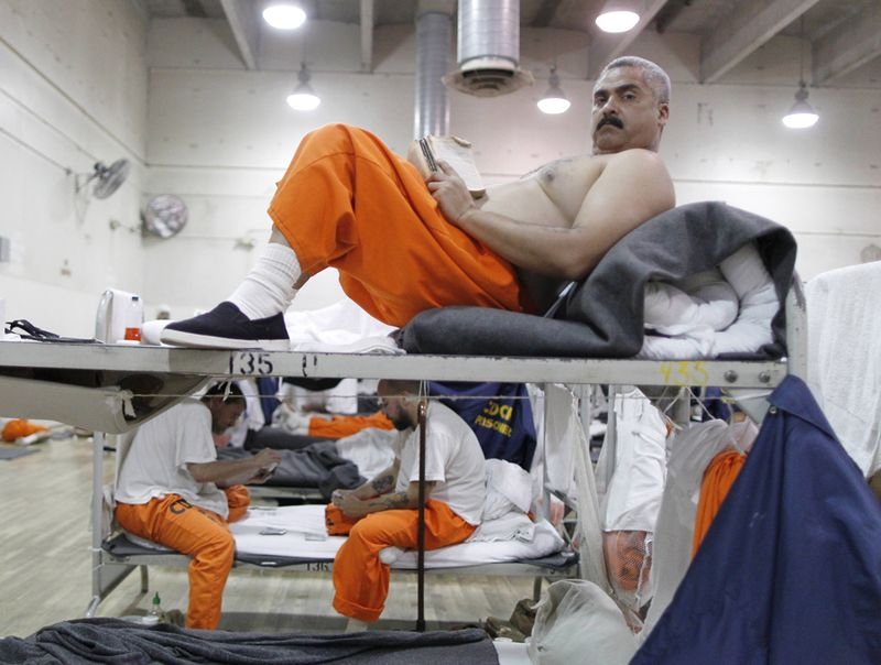 an analysis of the rehabilitation of prison inmates in the united states of america Rehabilitate or punish it's not a very good time to be a prisoner in the united states rehabilitation was a key part of us prison policy.