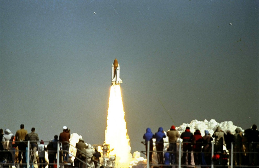 a research on the explosion of the challenger spacecraft Challenger disaster, explosion of the us space shuttle orbiter challenger, shortly after its launch from cape canaveral, fla, on jan 28, 1986, which claimed the lives of seven astronauts challenger liftoff and explosion at cape canaveral, florida, january 28, 1986.