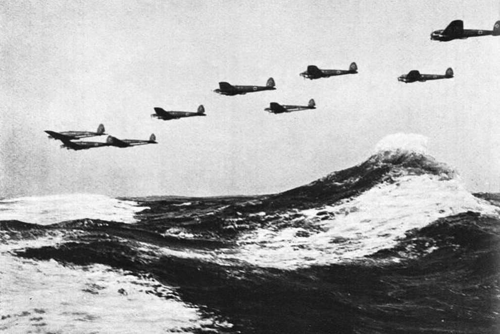 the aerial battle in europe during world war ii between germany and great britain The top 5 greatest fighter pilots of world war ii aces of world war ii with 40 aerial victories  during the battle of britain.