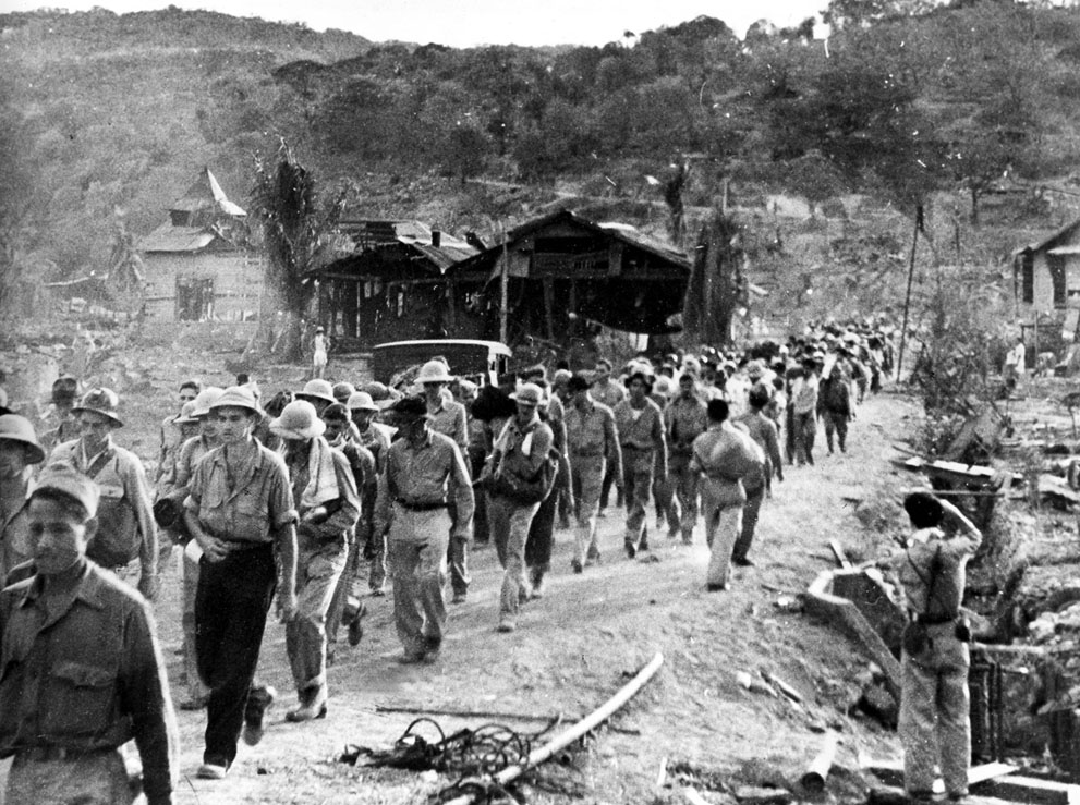 the mistreatment of both american and japanese prisoners of war in world war ii Japanese internment camps were established during world war ii by president franklin roosevelt through his executive order 9066 from 1942 to 1945, it was the policy of the us government that.
