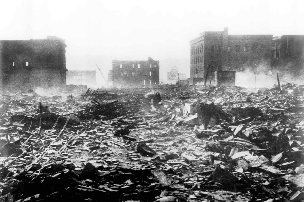 "history of the first atomic bomb in hiroshima japan The indefensible hiroshima revisionism that haunts america ""that the first atomic bomb was dropped on hiroshima atomic bombing of japan."