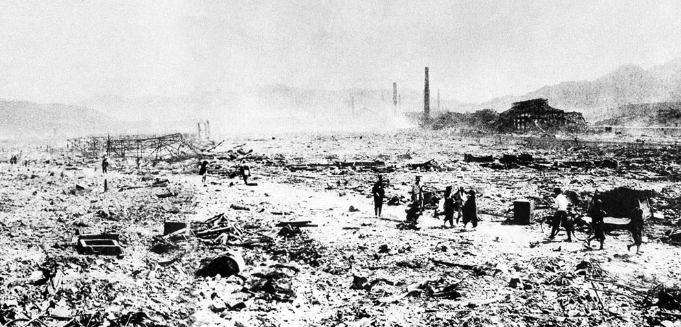 a history of the tragedy of hiroshima in the world war two