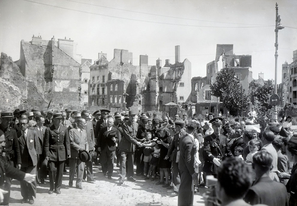 an analysis of the second world war and the topic of the ruins Topics with titles service policy of appeasement cause the second world war history essay which marks the beginning of the second world war.