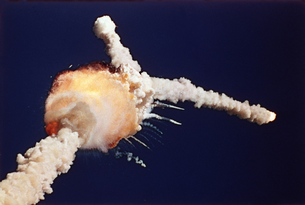 the use of ethos in the speech of president ronald w reagan on the space shuttle challenger disaster