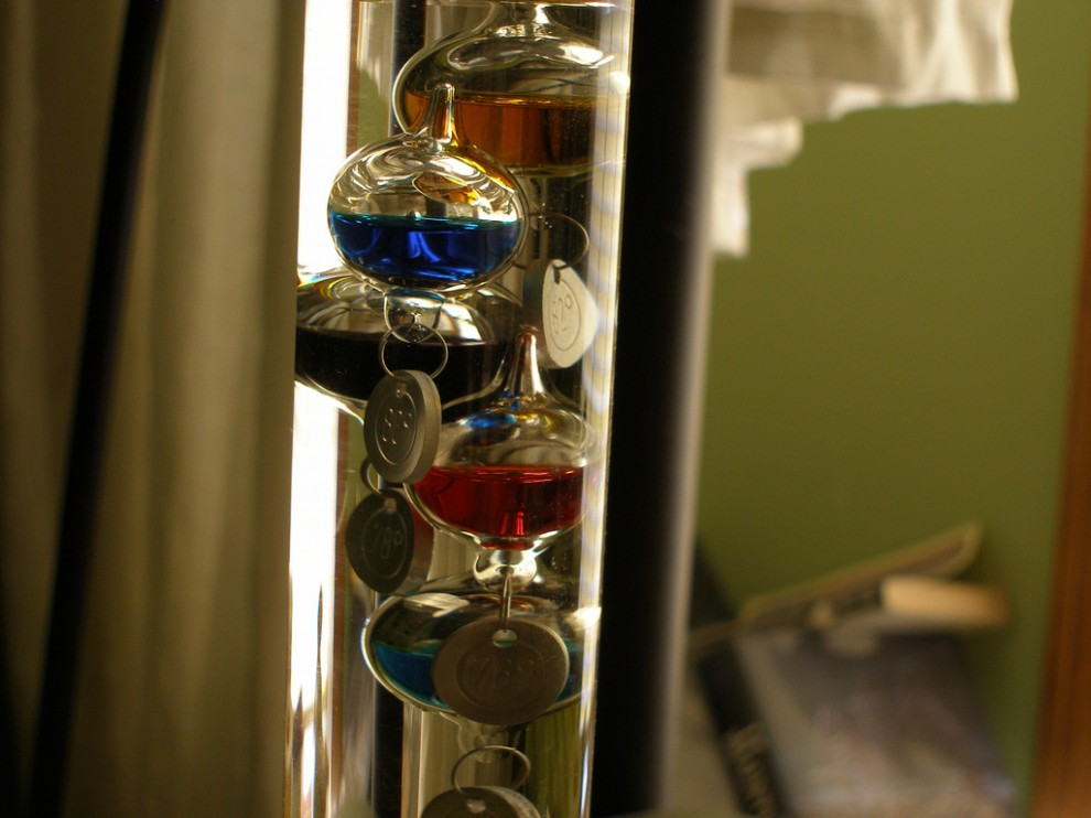 "science behind the galileo thermometer essay Galileo believes that ultimately that the science behind a phenomena will equate to the scripture that describes it ""the true senses of the bible"" ""will most certainly be found to agree with the proven fact."