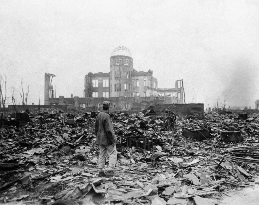 an account of events during the atomic bombing of nagasaki on august 9th 1945 Current events analysis the atomic bombings of hiroshima and nagasaki were nuclear attacks during world war 2 against the empire of on august 9th, 1945.